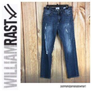 💸Men's William Rast DEAN SLIM STRAIGHT jean sz 30
